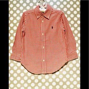 Polo by Ralph Lauren - Toddler Boy's Shirt